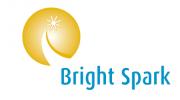 Bright spark logo